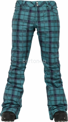 ШТАНЫ Burton W TWC CANDY PT SIREN SHIFT PLAID