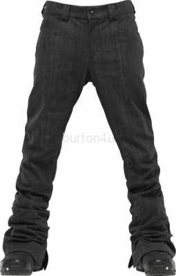 ШТАНЫ Burton M TWC DENIM PT TRUE BLACK