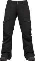 Штаны женские Burton WB LUCKY TALL PT TRUE BLACK