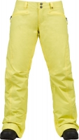 Штаны женские Burton WB SOCIETY PT LEMON POP