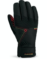 Перчатки Dakine Matrix Glove (Rasta)