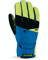 Перчатки Dakine Matrix Glove (Pacific Lime)