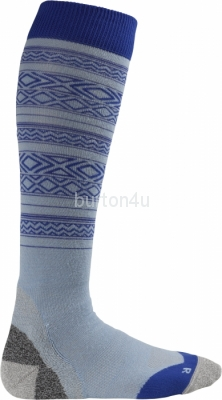 Носки Burton WB ULTRALIGHT WOOL SK BLUE PEARL
