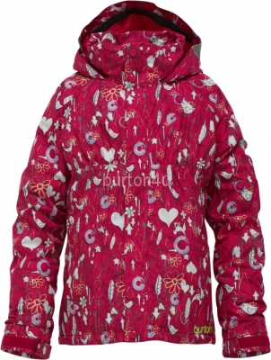 КУРТКА Burton GIRLS MELODY JK WATERMELON WILD RMPS