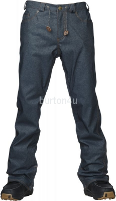 Штаны мужские Analog AG REMER PT INDIGO DENIM