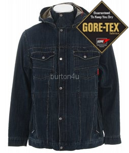 КУРТКА МУЖСКАЯ LTD GRAIL DENIM JACKET