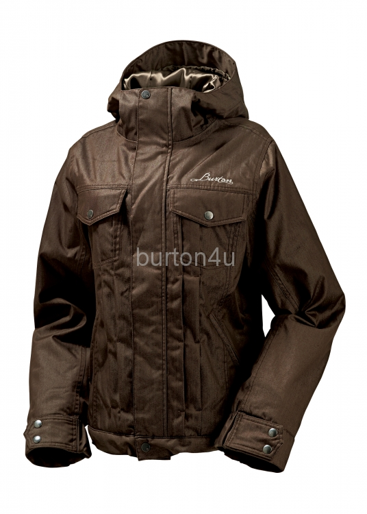 Куртка женская Burton WMS PAVILLION JKT Roasted Brown