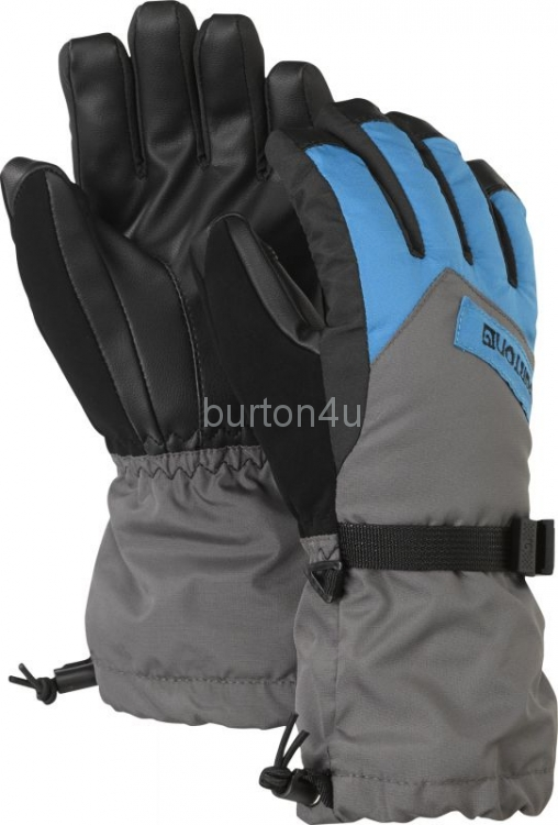 Burton BOYS GLV CANTEEN/BLUE-RAY