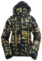 Куртка женская Burton WMS AK 2L SUMMIT JKT Night Bright Print