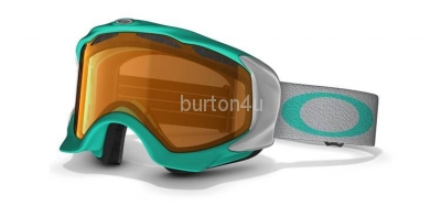 МАСКА Г/Л Oakley TWISTED Green Persimmon