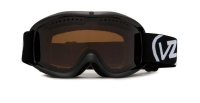 Маска VONZIPPER SIZZLE BLACK GLOSS / BRONZE