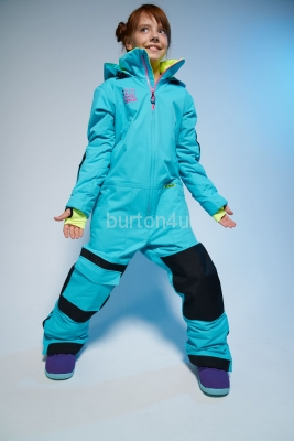 комбинезон COOL ZONE ICE KIDS 3118/12 бирюзовый