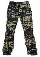 ШТАНЫ Burton W AK 2L SUMMIT PT Night Bright Print