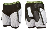 Шорты защитные Dainese ACTION SHORT PROTECTION BIANCO/NERO