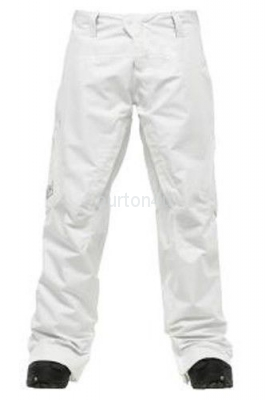 ШТАНЫ Burton W AK 2L SUMMIT PT Bright White