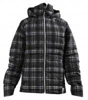 Куртка женская Burton W AK BAKER INS True Black Mad Plaid