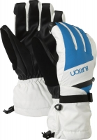 Burton 2014 WB GORE GLV STOUT WHITE/BLUE-RAY