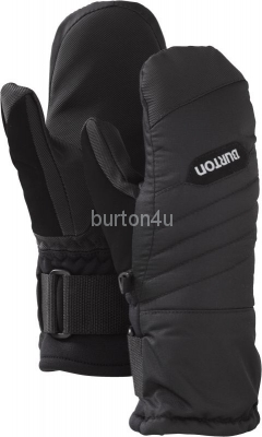 Burton YOUTH SUPPORT MITT TRUE BLACK