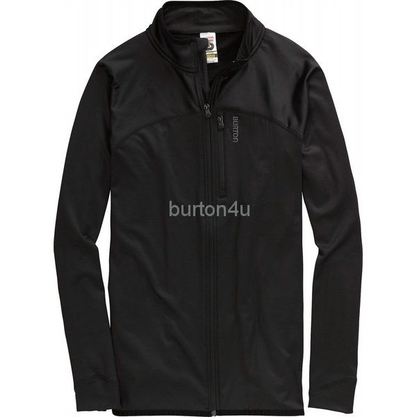 Burton MB SELECT FLEECE TRUE BLACK