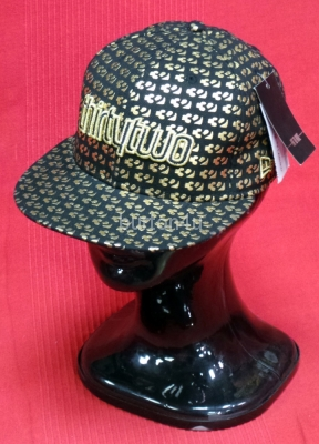 Кепка 32 LASHED MNS HAT BLACK