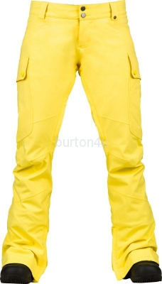 Штаны женские Burton WB GLORIA PT LEMON POP