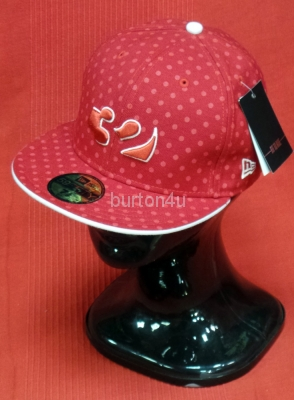 Кепка 32 CUTOUT MNS HAT RED